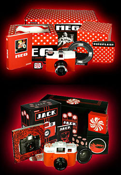 White Stripes cameras: