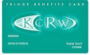 KCRW Fringe Benefits Card